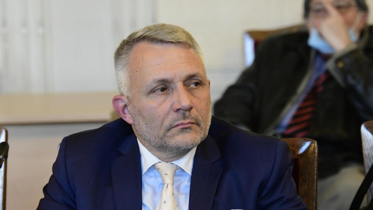 Николай Хаджигенов за кадрите с побой над протестиращи: В СДВР открихме дисковете, никой не ми ги е дал