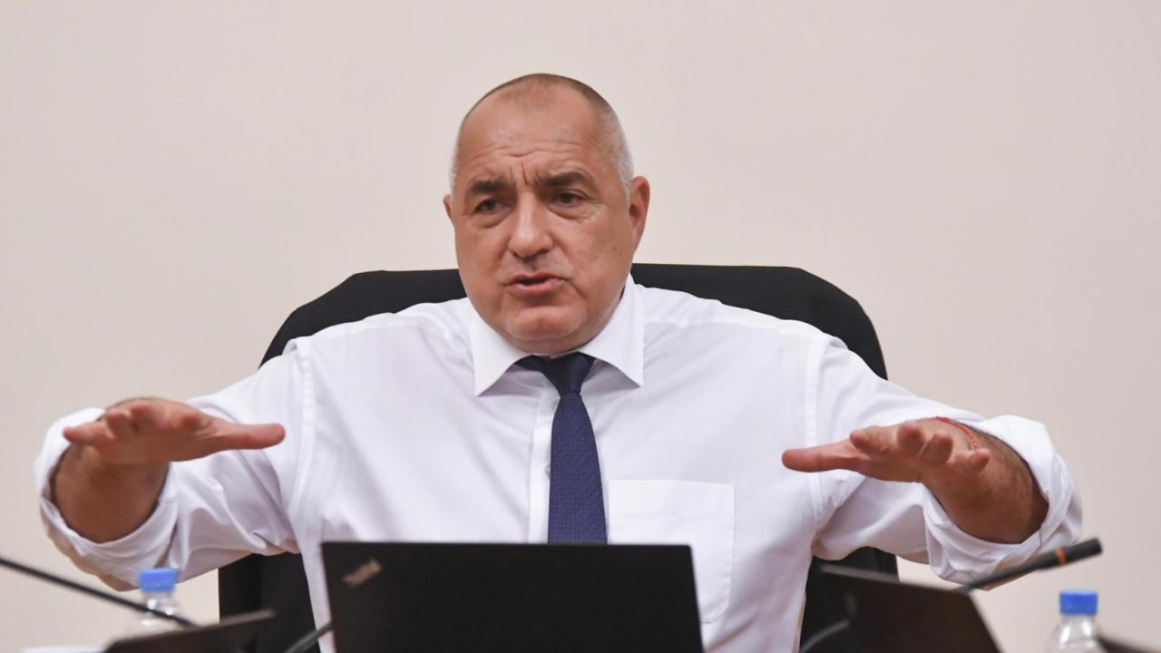 Борисов: Ситуацията в Афганистан бързо излиза извън контрол