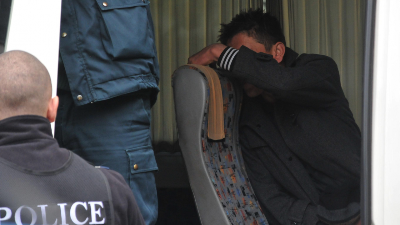 В София задържаха над 40 нелегални мигранти за последните 24 часа
