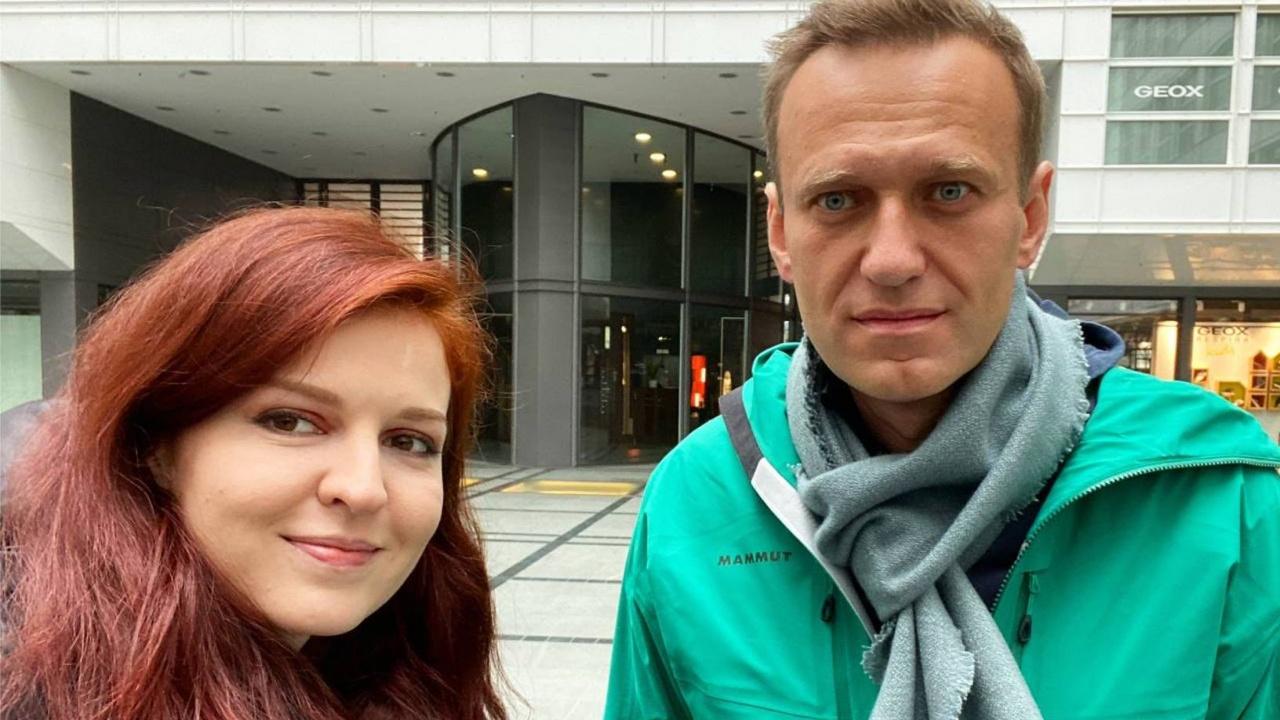 Руски съд призна за виновна говорителката на Навални Кира Ярмиш