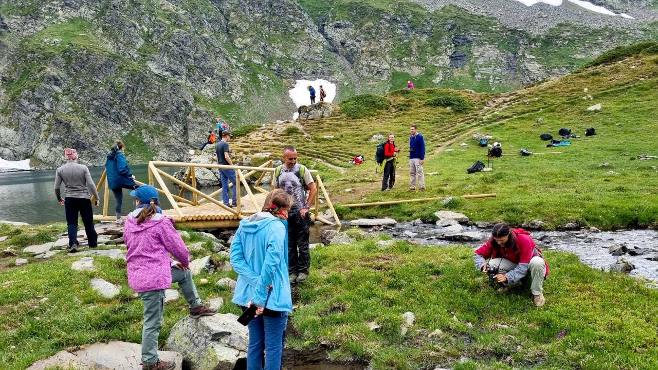 Образователен лагер в Рила показа, че климатичните  промени в планините са вече факт