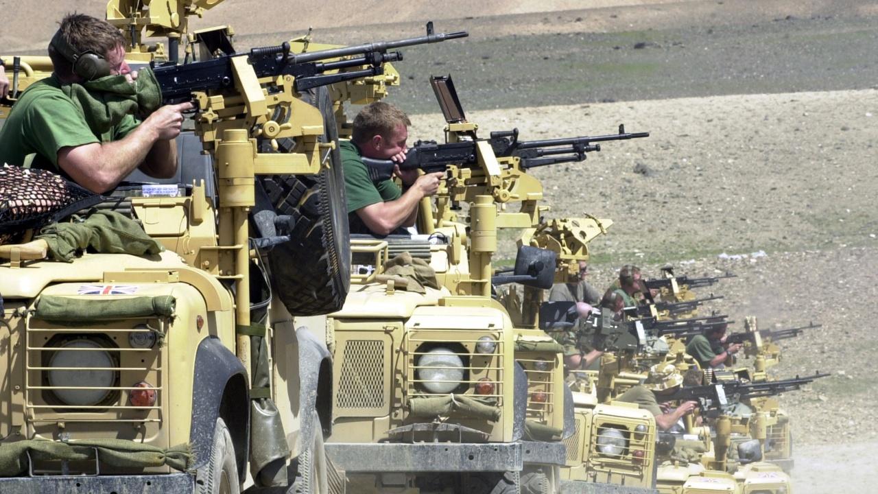 Великобритания ще изпрати допълнително 200 войници в Кабул