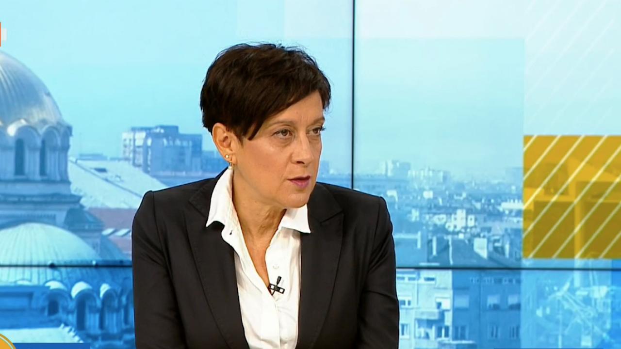 Антоанета Цонева: Кой разпореди бруталния побой на протестите? Ние не сме някаква джамахирия!