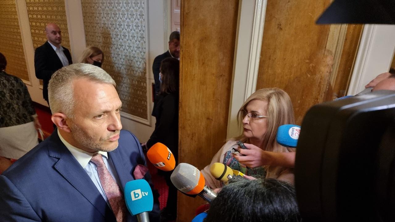 Хаджигенов: Получихме два нови сигнала за полицейско насилие на протестите