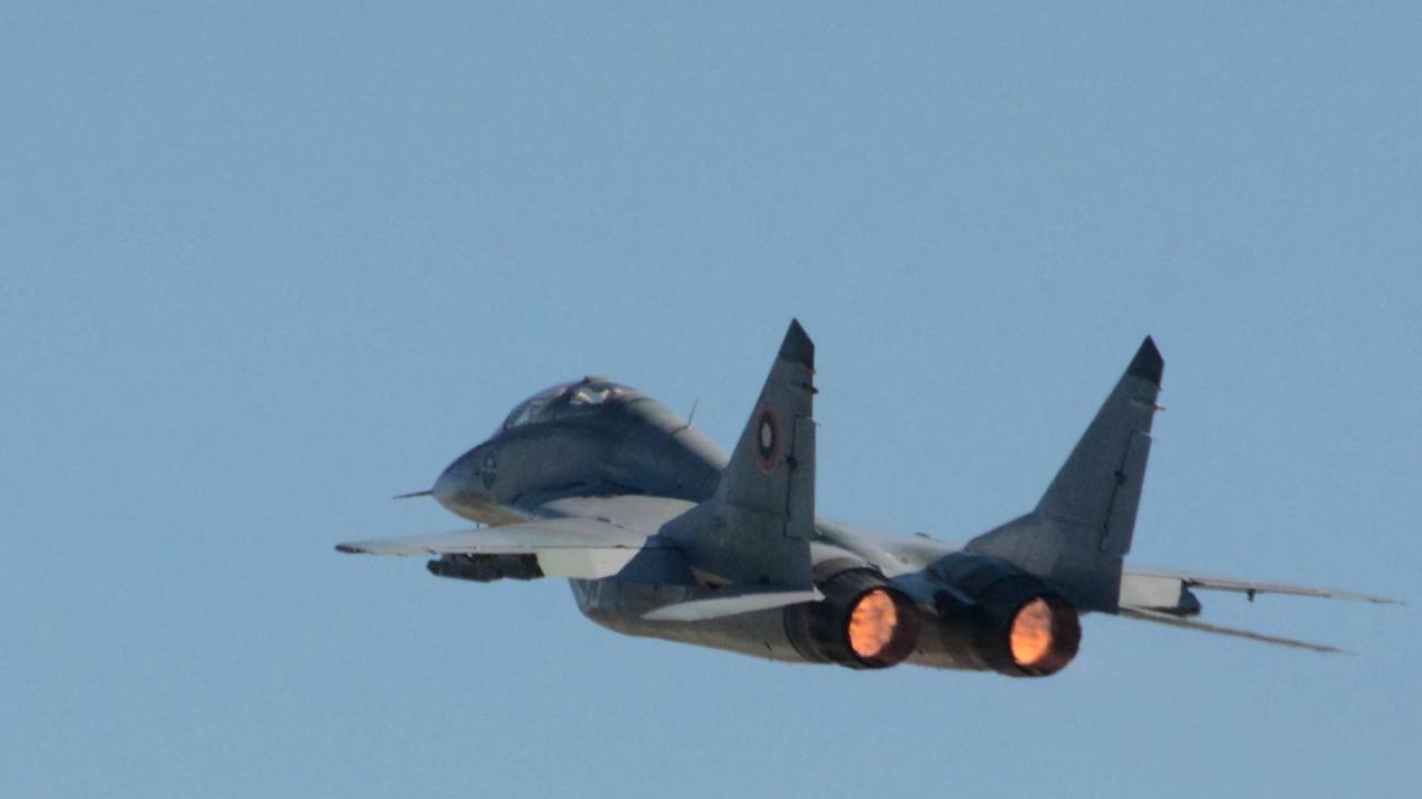 Военно-окръжна прокуратура-София ще разследва катастрофата с МиГ-29