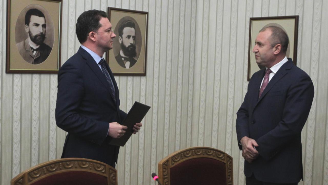 Стана ясно кога Румен Радев ще връчи втория мандат на ГЕРБ