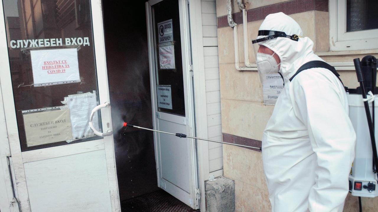Болниците в Русенско увеличиха двойно леглата за пациенти с коронвирус