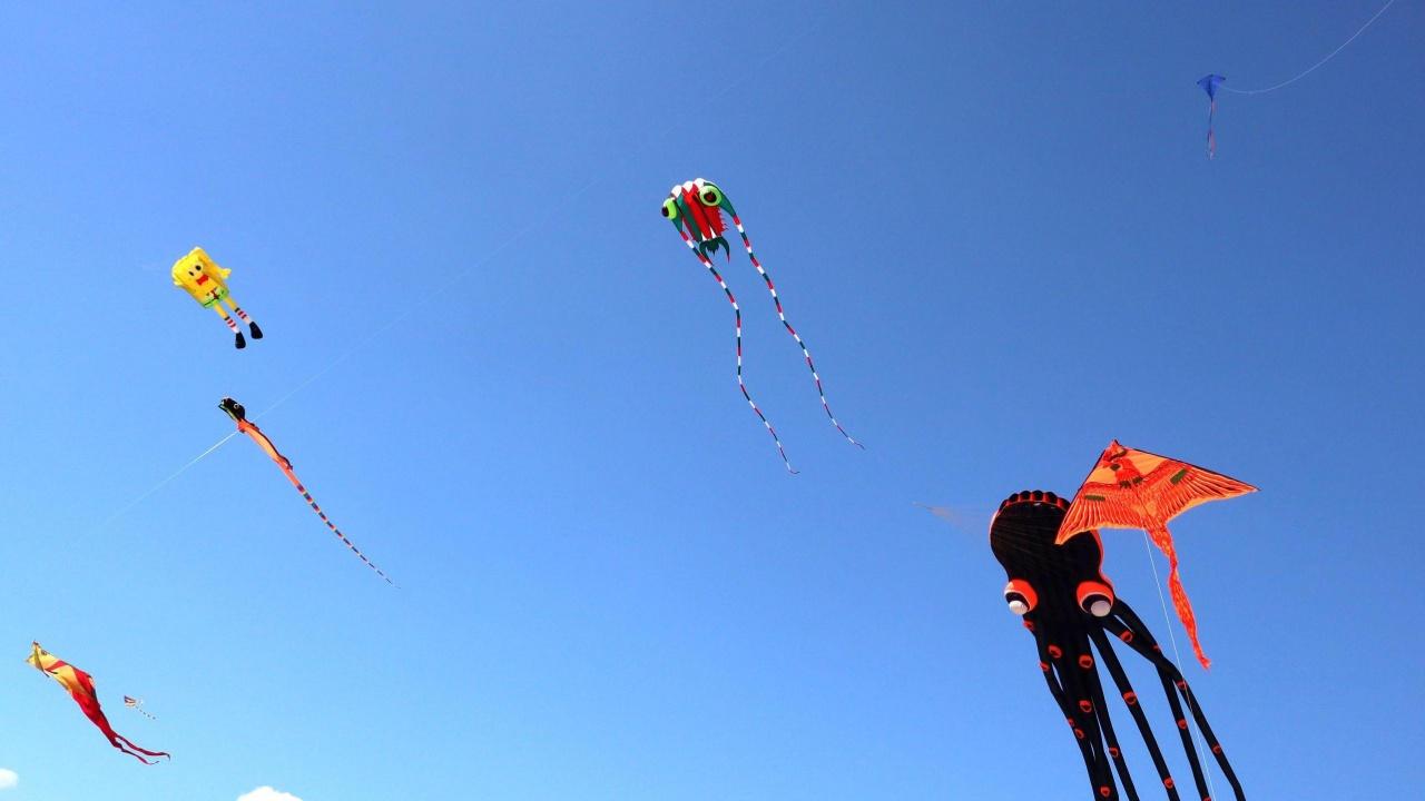 Фестивал на хвърчилата събира фенове във Варна