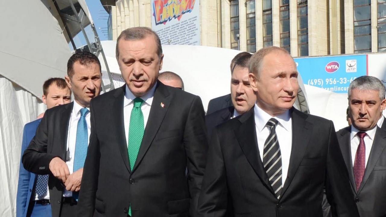 Путин и Ердоган се договориха  да засилят координираните действия по въпроси, свързани с Афганистан