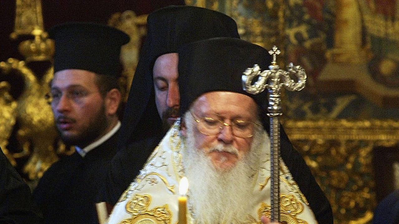 Вселенският патриарх е на посещение в Украйна