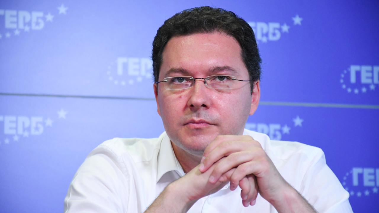 Даниел Митов: Няма как разговорите за бъдещето на България да са без ГЕРБ