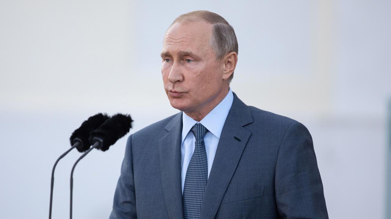 Путин: Не ни трябват престъпни елементи от Афганистан