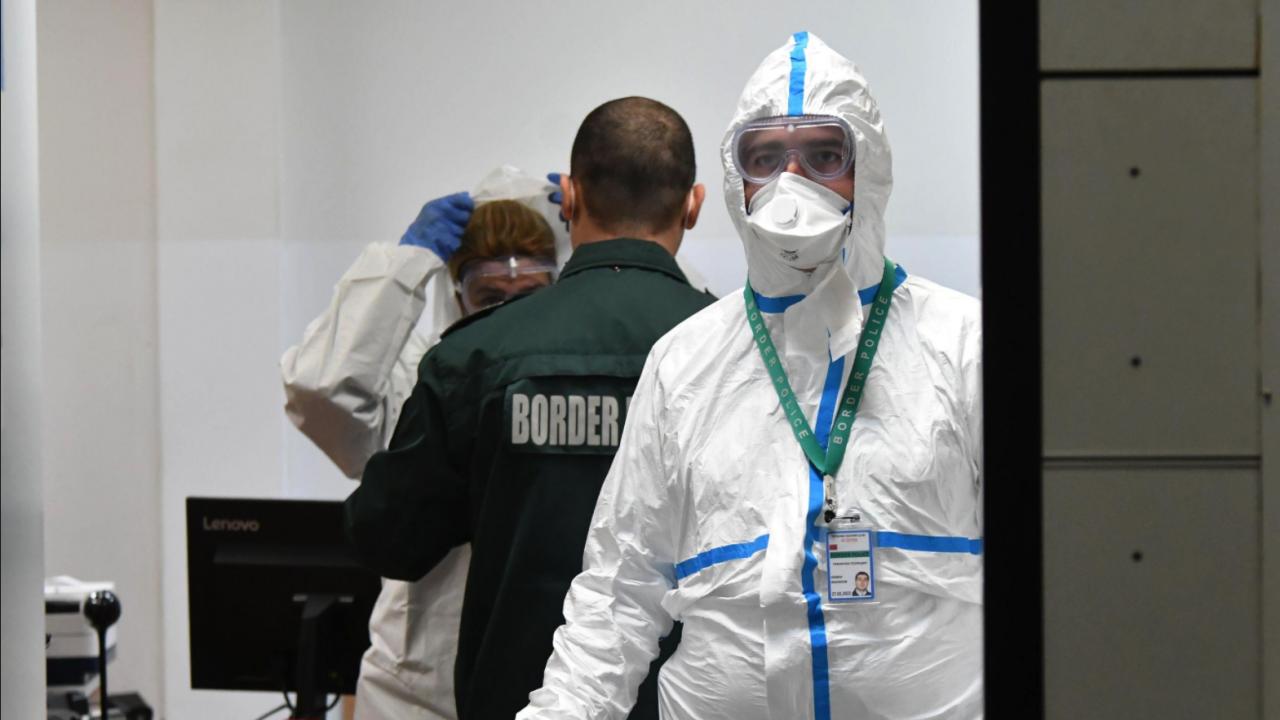 На Летище София отказват да приемат някои сертификати за антигенни тестове
