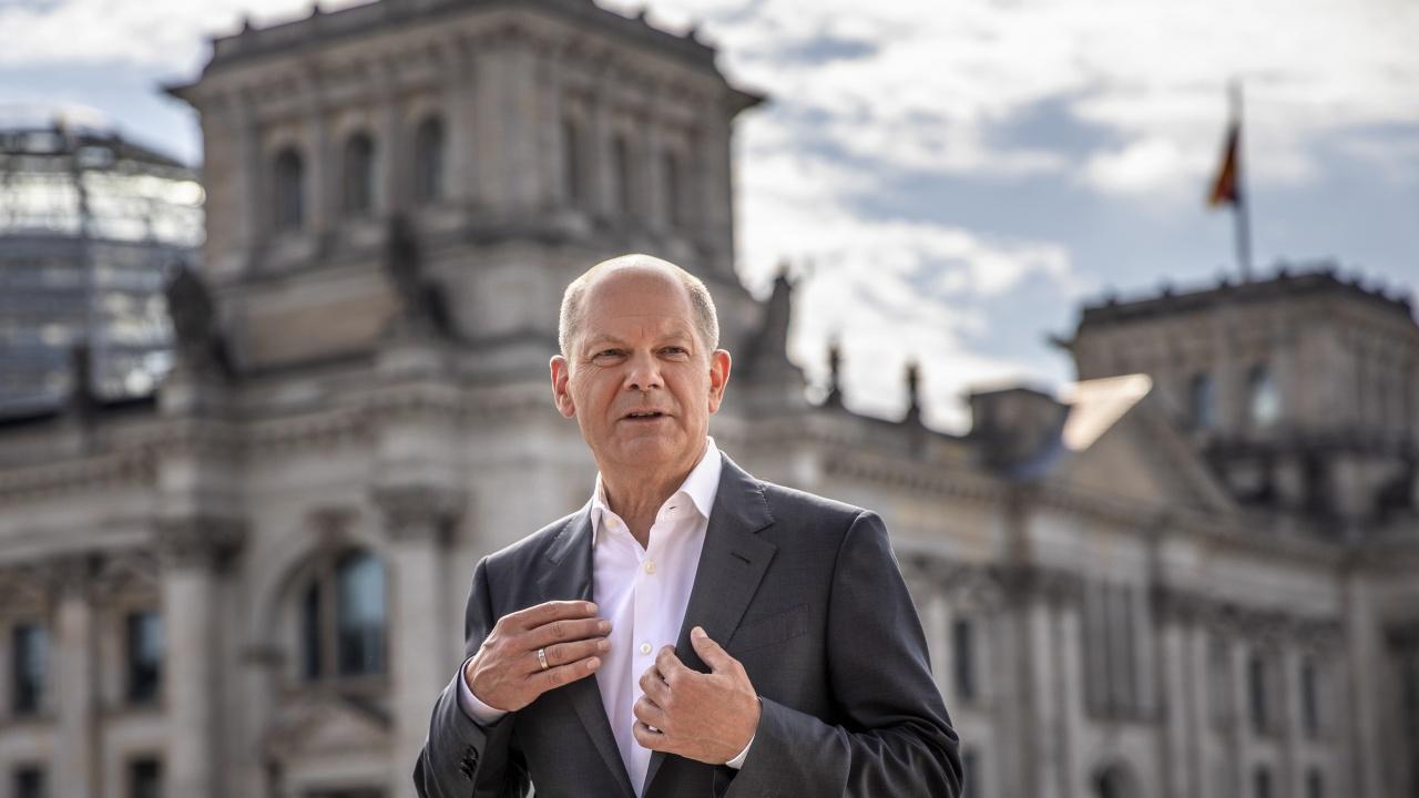 Олаф Шолц: Подкрепата за НАТО ще бъде ключов фактор при избора на коалиционни партньори в управлението
