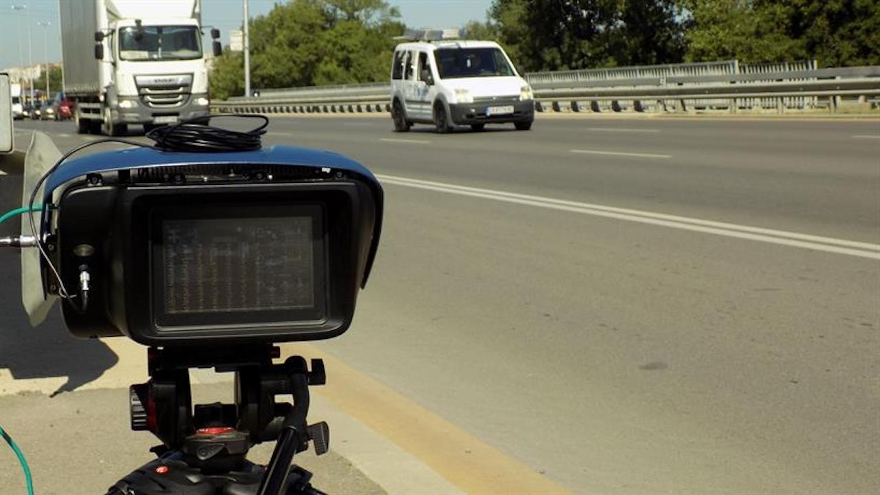 След акция: Пътна полиция спипа 38 592  нарушители