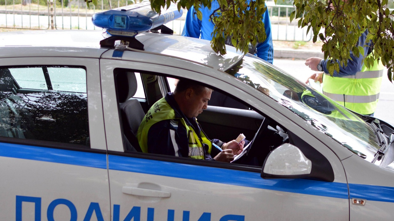 За пет дни полицията в Монтанско установи 1231 нарушения на шофьори
