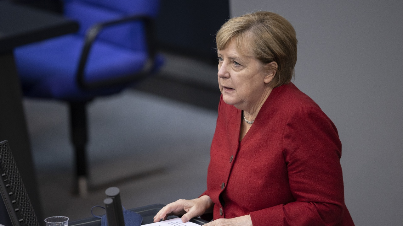 Mеркел: Афганистан може да стане огнище на тероризъм