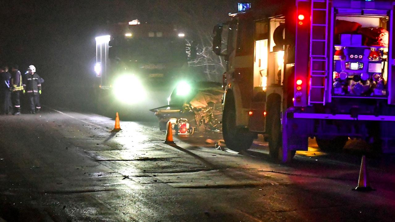 Тежка катастрофа на пътя Созопол – Бургас, 29-годишен загина