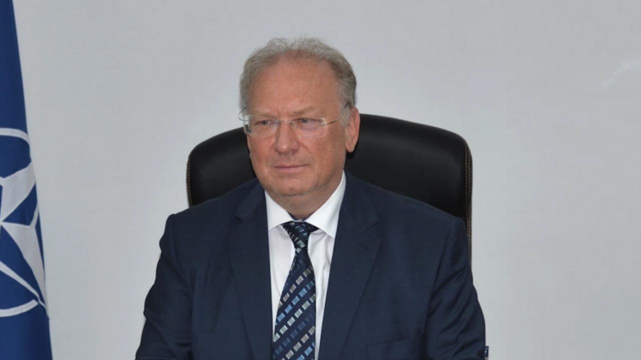 Светлан Стоев изпрати съболезнователен адрес до държавния секретар на САЩ Антъни Блинкен