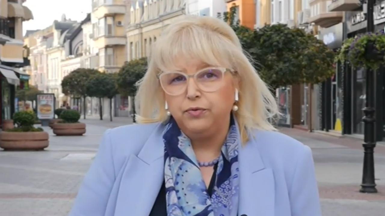 Мария Капон поправи Трифонов: В политиката няма любов, а задачи за вършене
