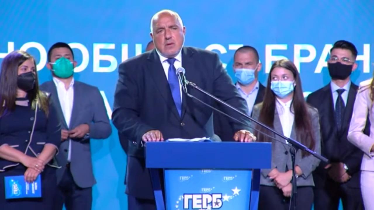 Борисов: Яд ги е, че не може да са като нас! Ние сме по-силни от хаоса