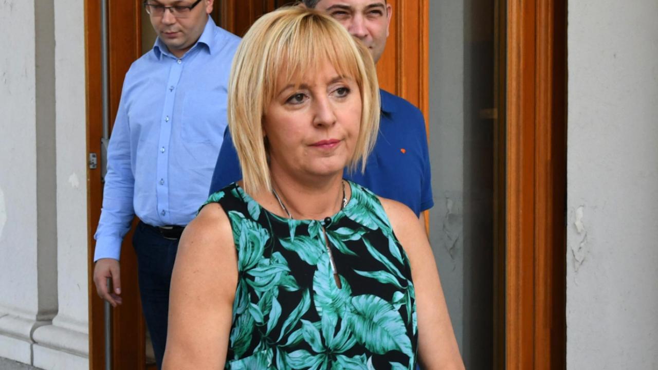 Манолова: Ясно е, че без ДБ и ИТН няма да се получи подкрепа за кабинет в третия мандат