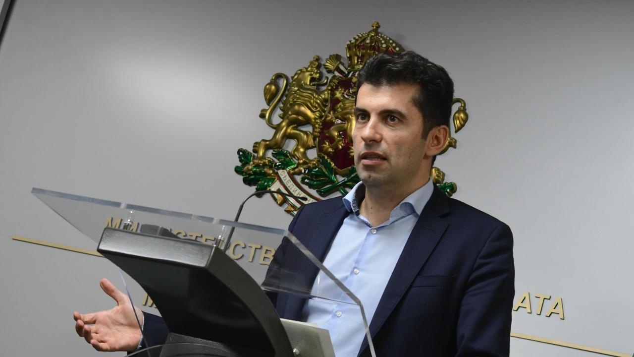 """Кирил Петков: Ако махнем риска """"корупция"""" от България, инвестициите ще бъдат огромни"""