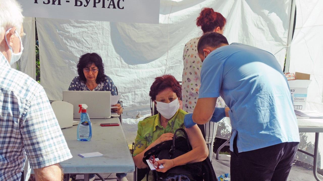 БСК: Прехвърлянето на отговорността за ваксинациите върху икономическите оператори е некоректно и вредно