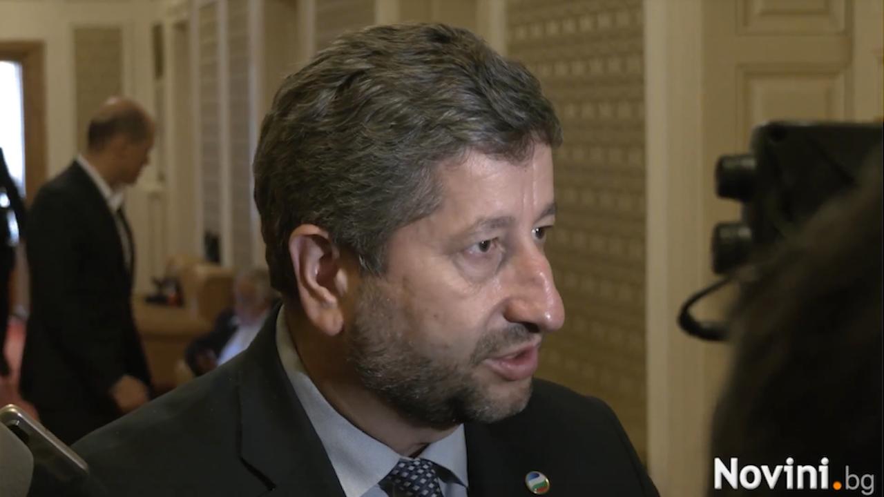 Христо Иванов с коментар ще издигне ли ДБ свой кандидат за президент