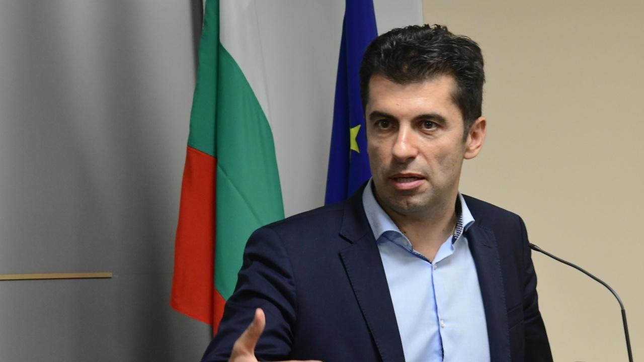 Министър Кирил Петков: Обществото има очаквания промяната да продължи