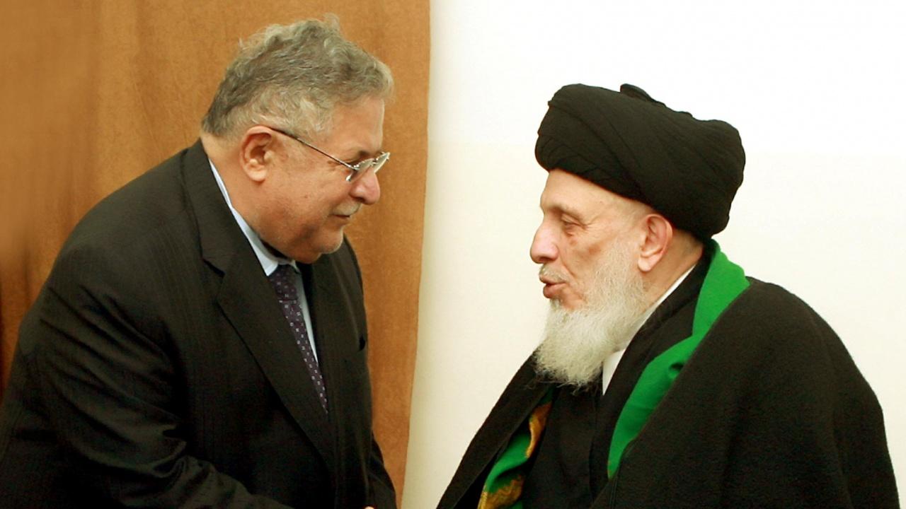 Почина един от най-влиятелните шиити
