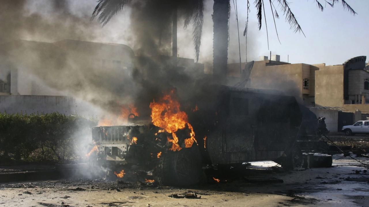 Камикадзе се взриви и уби трима военни в Пакистан край границата с Афганистан