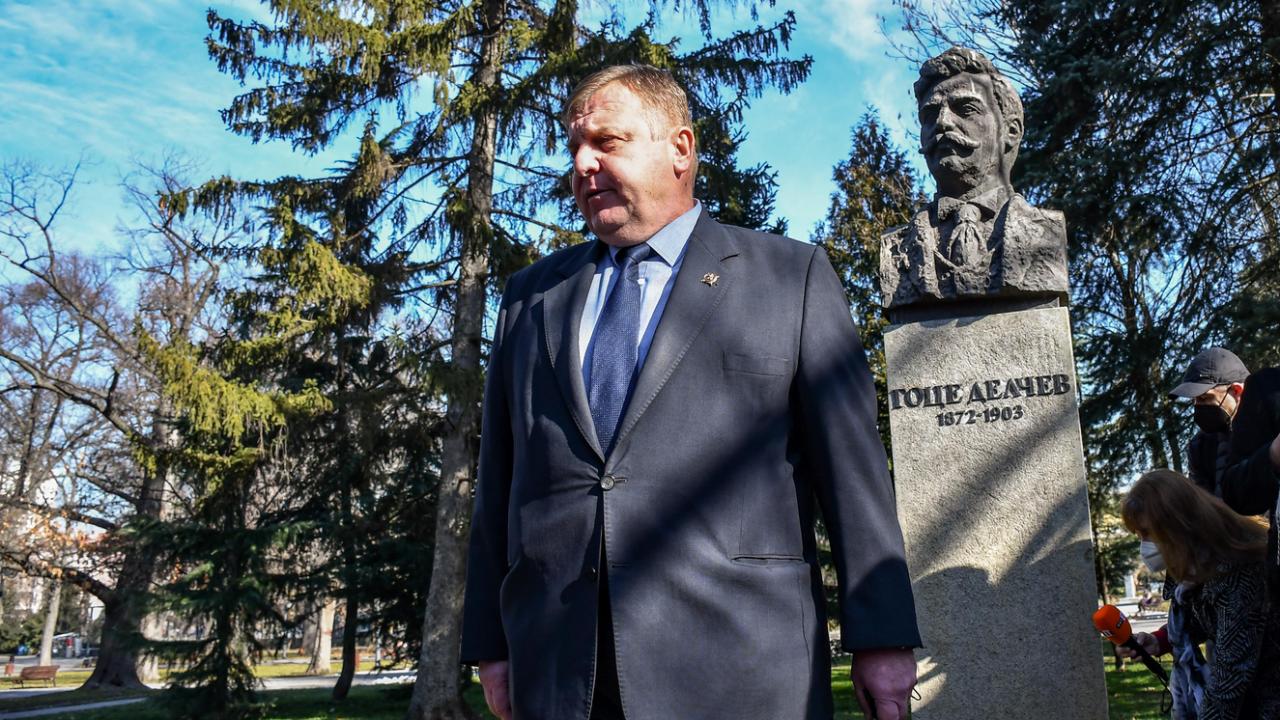 """Каракачанов: """"Новите"""" политици не само не могат да обединят нацията, а фатално я разединяват"""