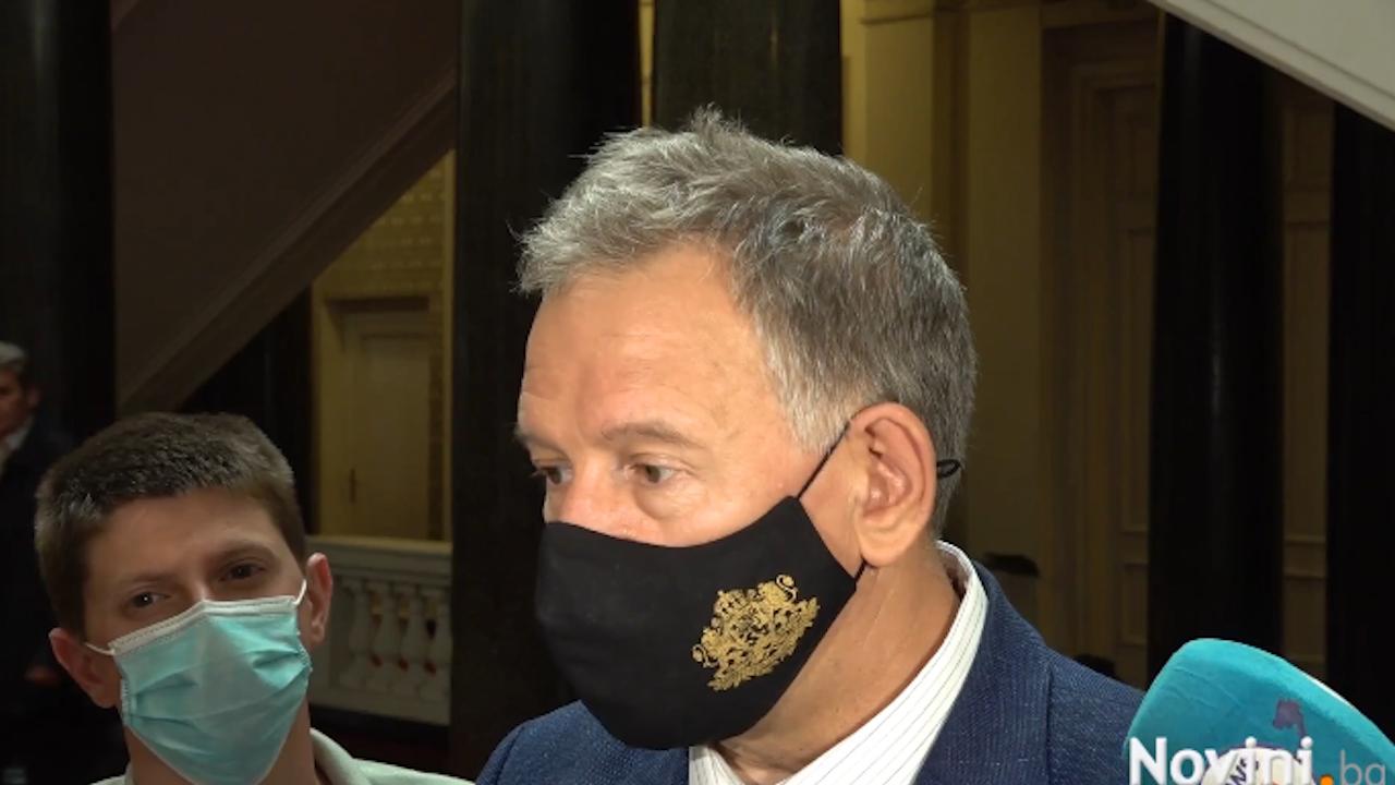 Кацаров: Александровска болница е разпарчетосана при Ангелов, прокуратурата ще бъде сезирана