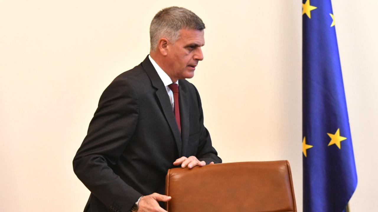 Премиерът Янев свиква заседание на Съвета по сигурността