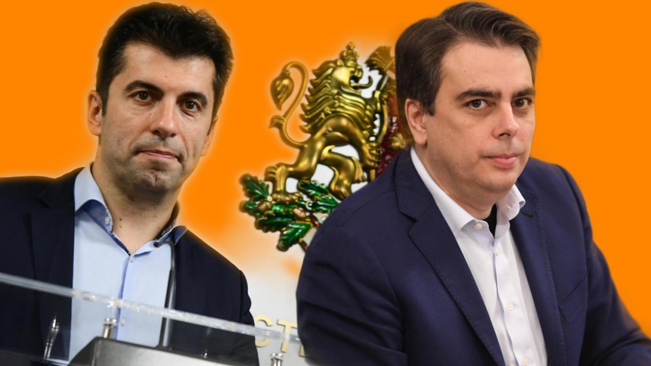 Партия на Кирил Петков и Асен Василев? Все по-реалистично, все по-близо