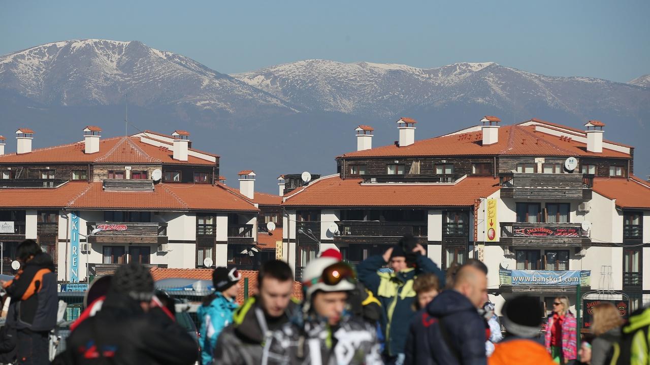 Хотелиерите в Банско се оплакват от липса на резервации