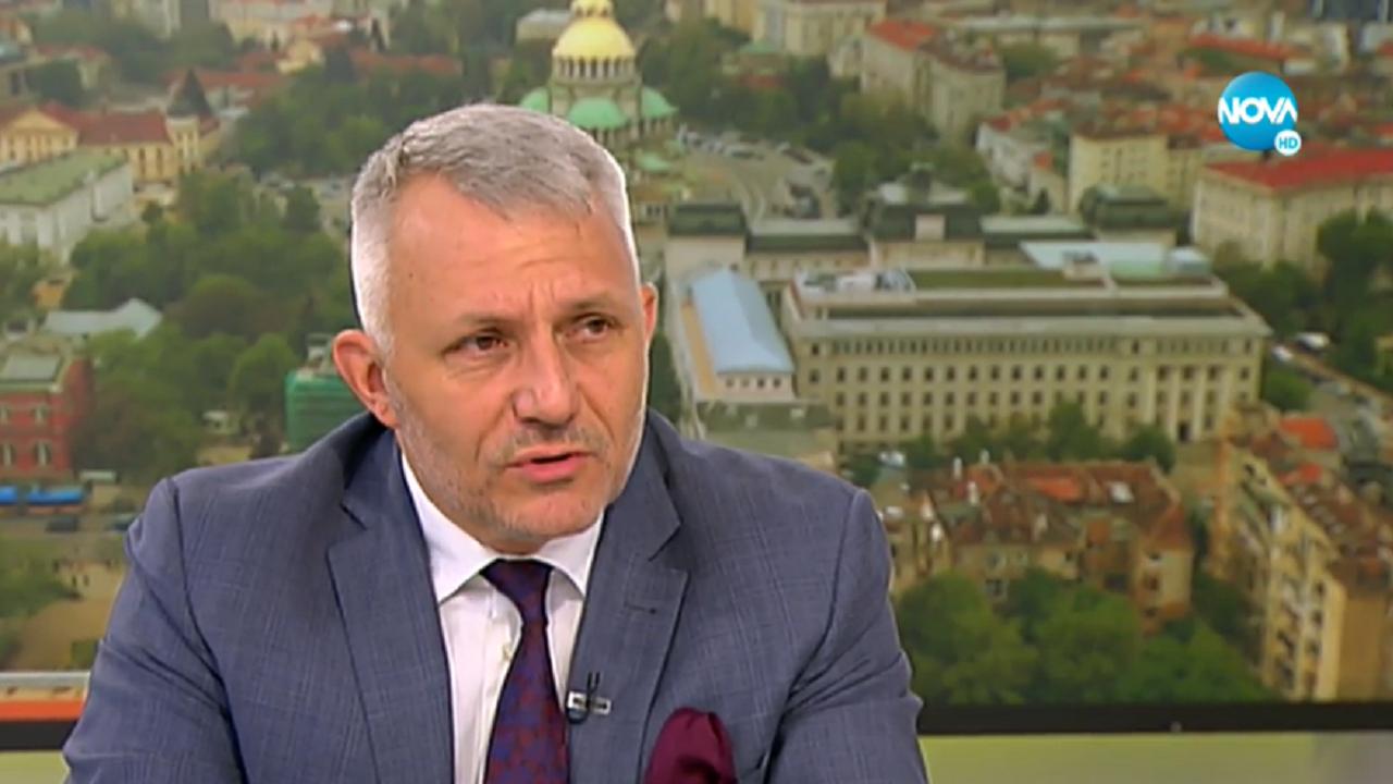 Хаджигенов за скандала с Татяна Дончева: Безобразен е