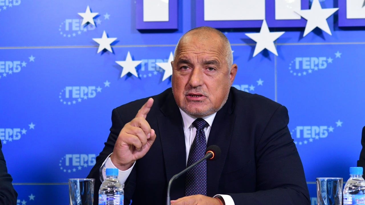 Борисов: Радев е злото в тази държава, в момента той самоубива следващото правителство
