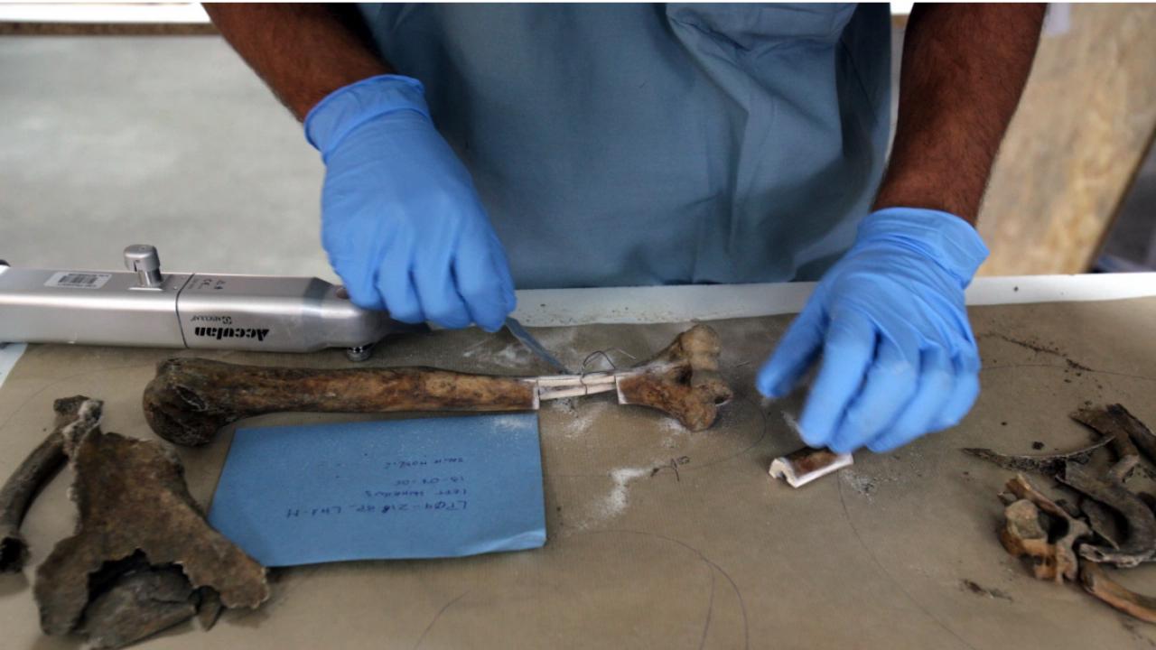 Откриха човешки останки в нерегламентирано сметище край Казанлък