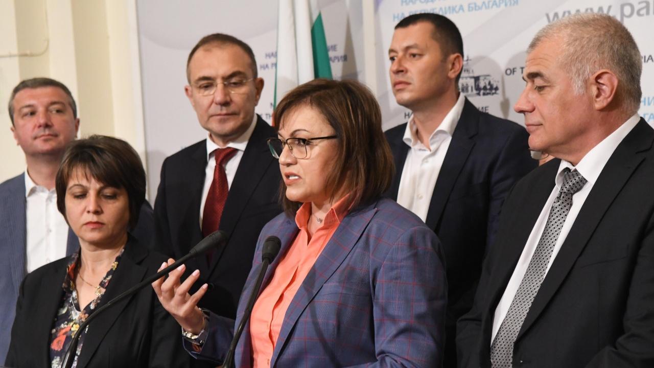 Нинова се закани: БСП няма да отстъпи от добавките от 120 лева и преизчисляването на пенсиите