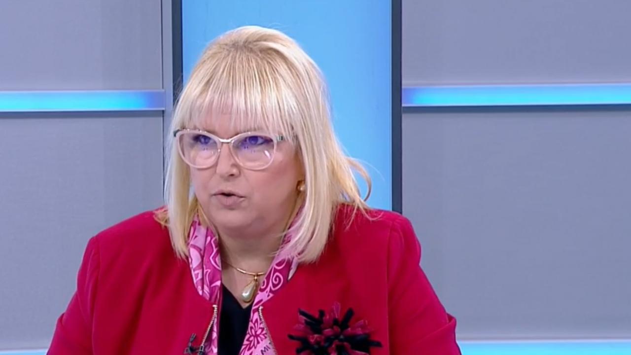 Мария Капон: Преизчислението на пенсиите е справедлив процес, който трябва да направи редовно правителство