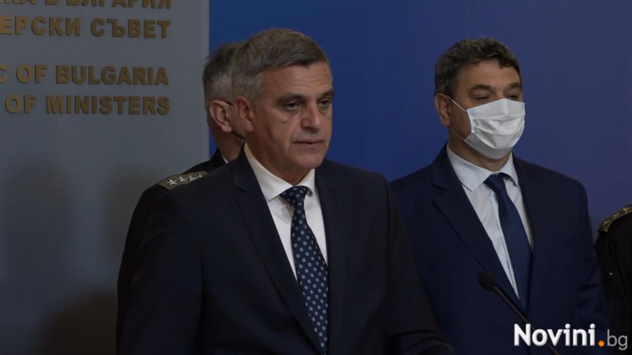 Стефан Янев:  Създаваме Секретариат на Съвета по сигурността към МС, понеже такъв досега не е имало