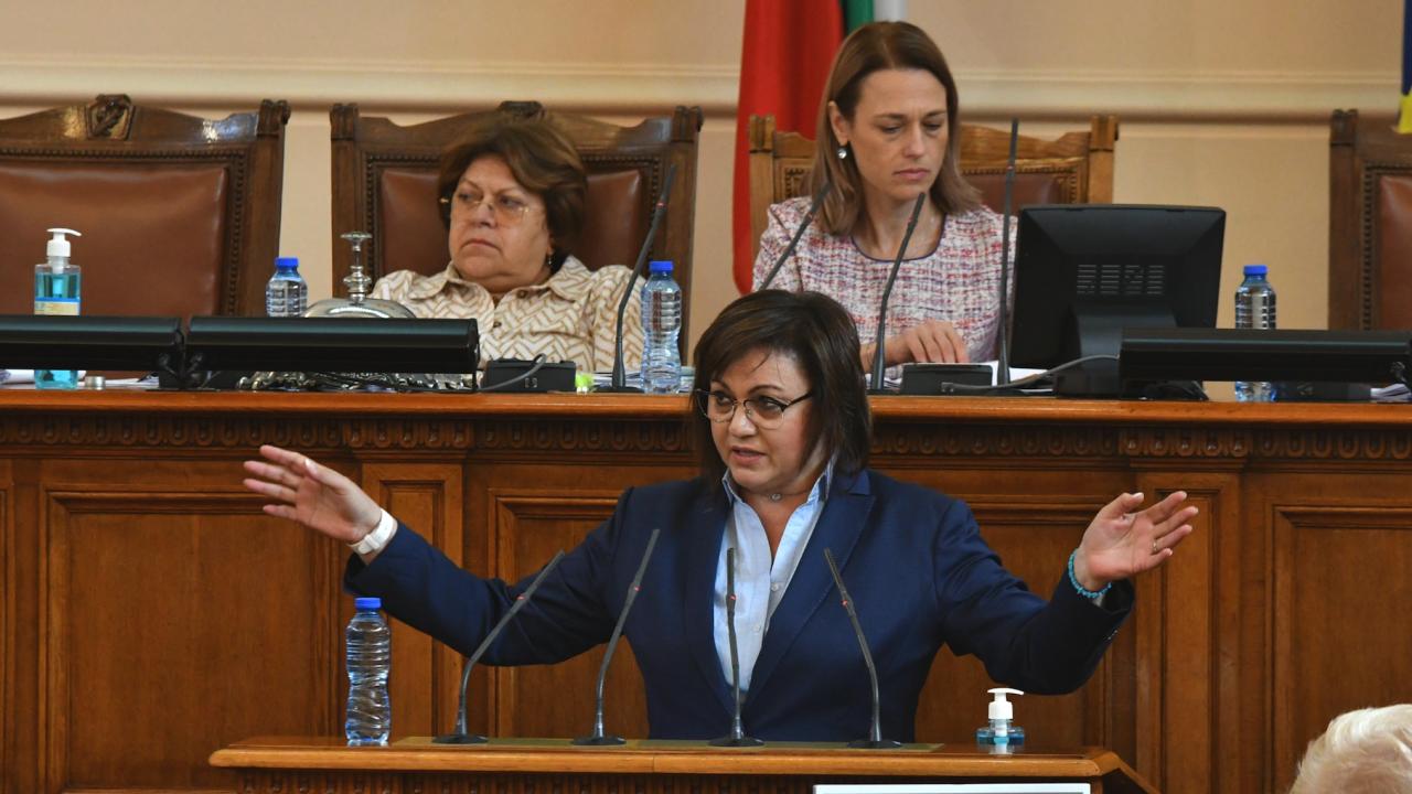 Корнелия Нинова: Предсказахме, че ще настане такъв хаос