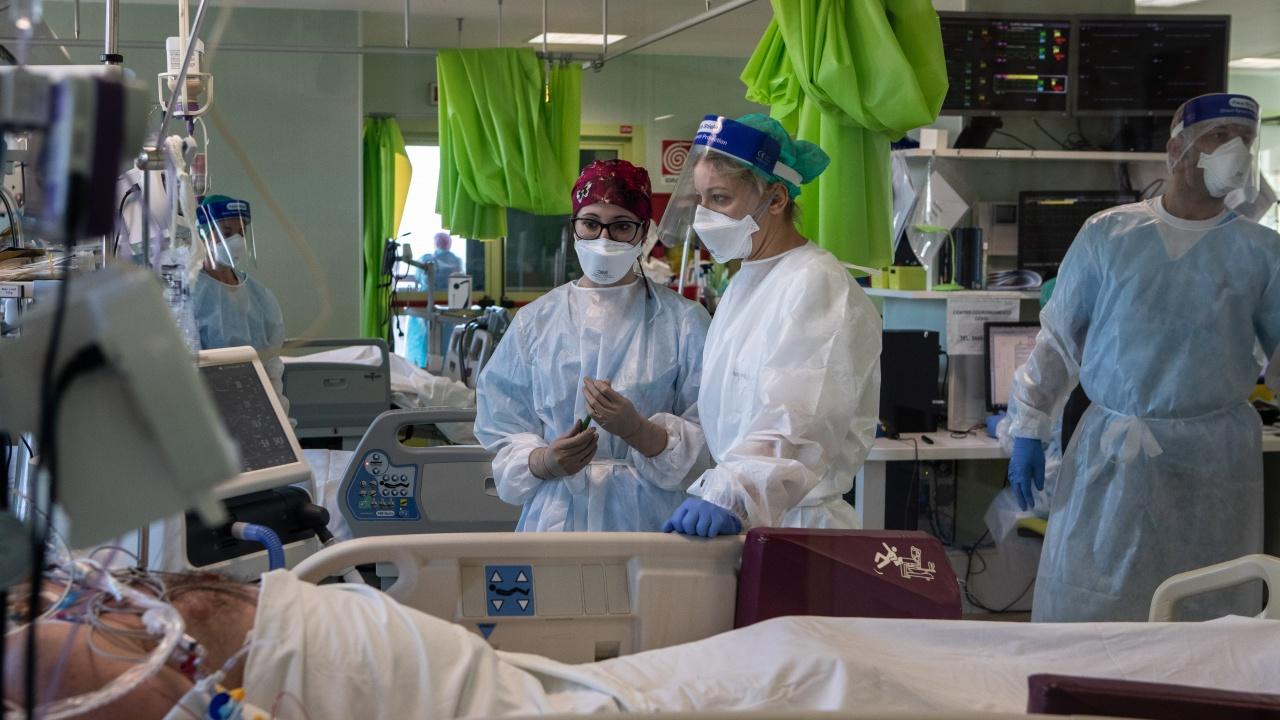 14 станаха жертвите на пожара  в Covid болница в Тетово