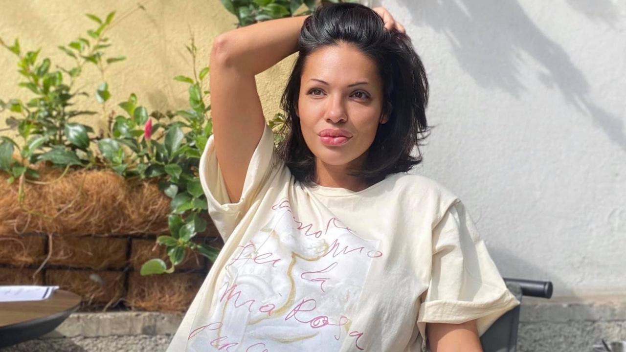Калина Паскалева публикува  палаво клипче