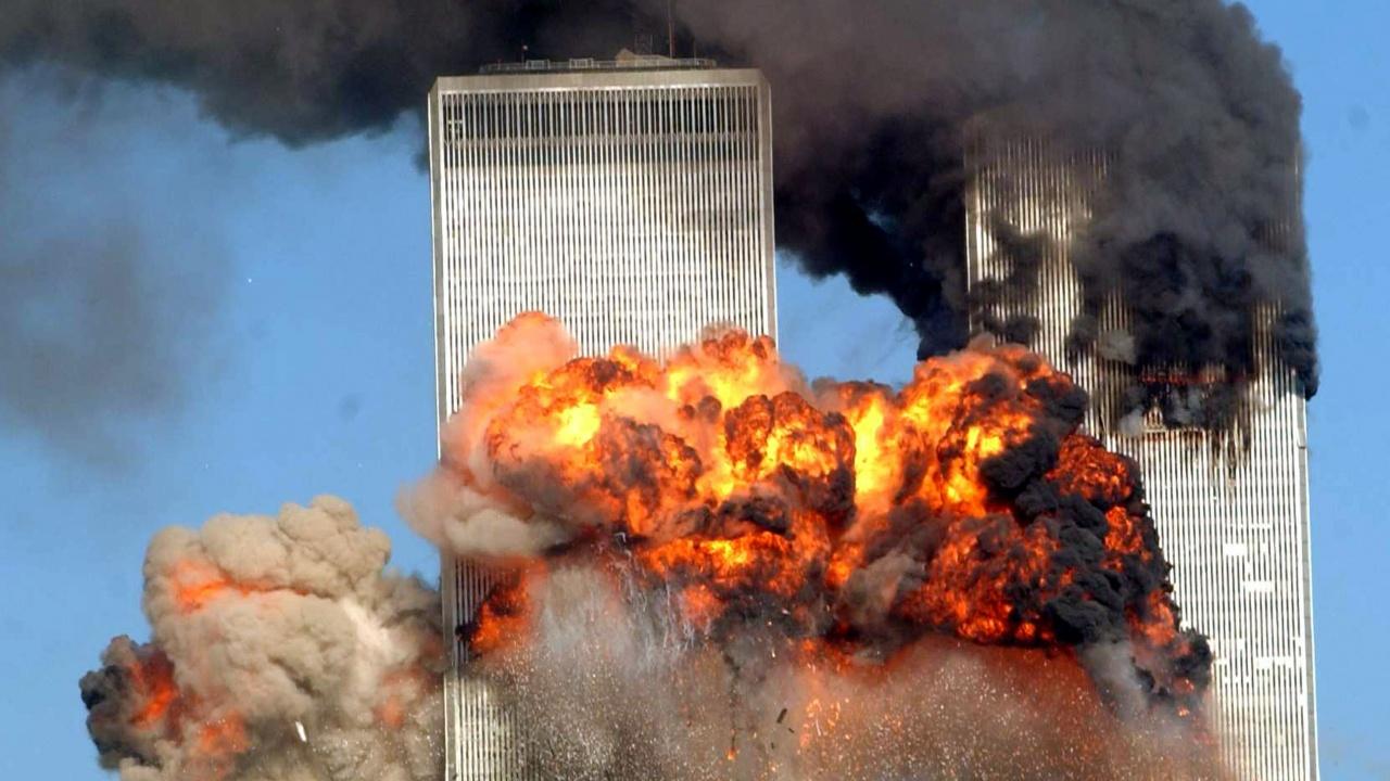САЩ пуснаха невиждани досега снимки от атентатите на 11 септември