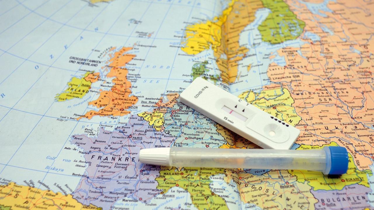 Дания, Италия, Испания и Малта преминават от оранжева в зелена зона