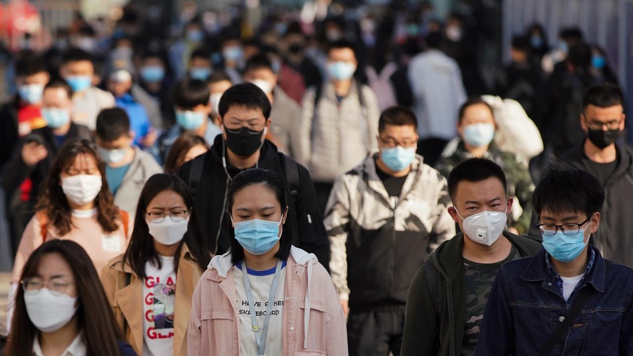 Китай регистрира 25 нови случая на заразяване с коронавирус за последното денонощие