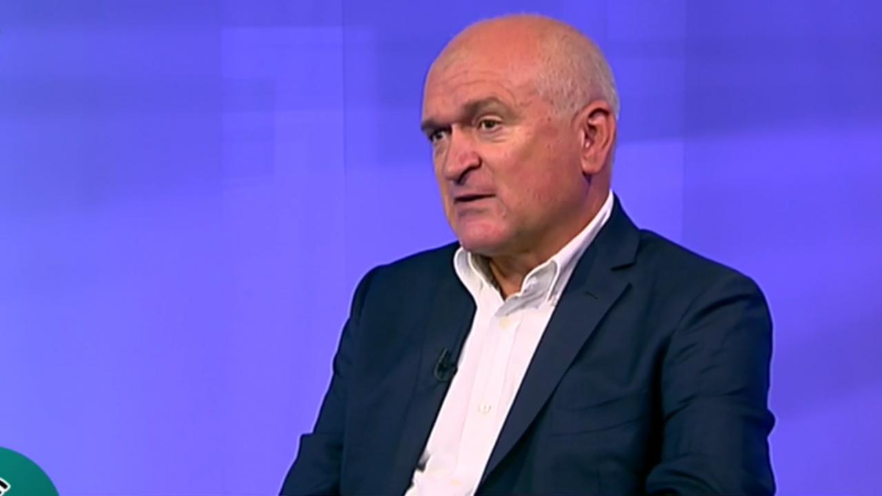 Димитър Главчев: Радев е причината да няма редовно правителство
